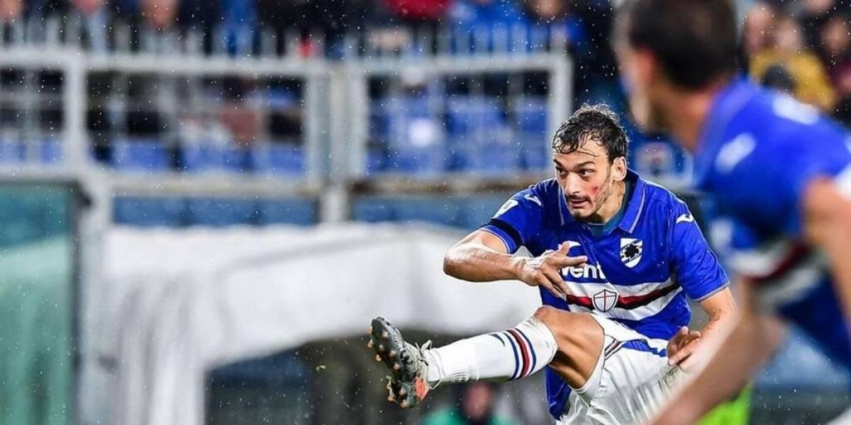 Segundo caso de coronavirus en el futbol italiano