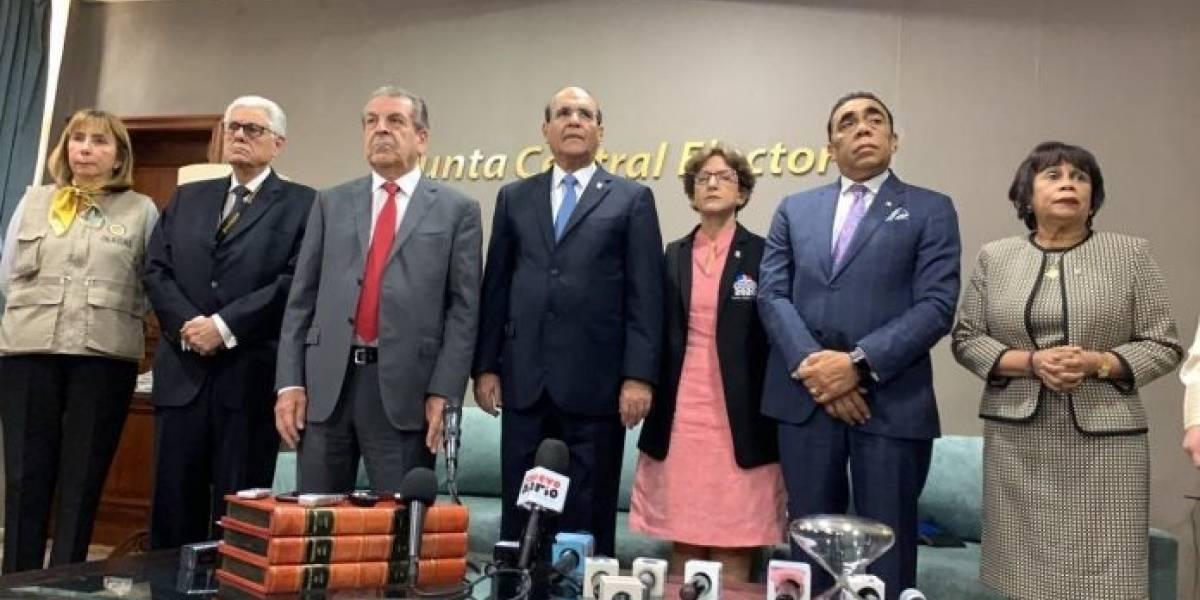 Misión OEA se despliega en RD para los comicios