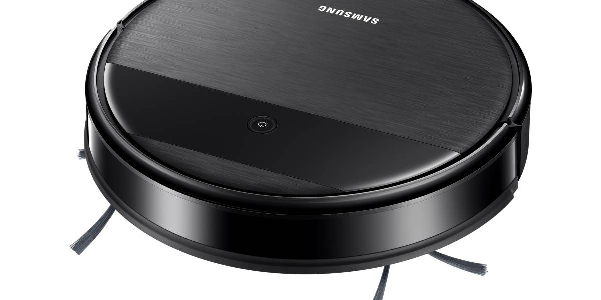Samsung: se lanza en Chile la aspiradora robot POWERbot-E, que también trapea