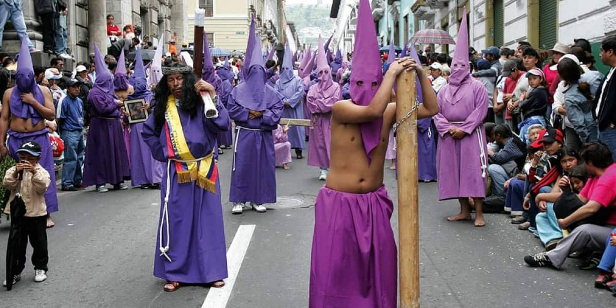 Eventos de Semana Santa en Ecuador son analizan ante emergencia por coronavirus