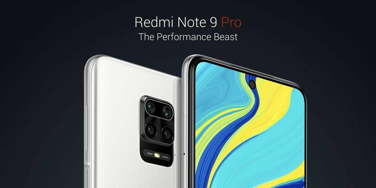Redmi Note 9 Pro aparece en Geekbench
