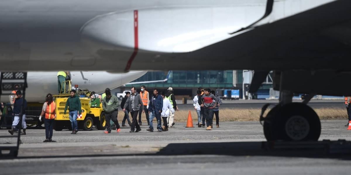 Migrantes retornados desde EE. UU. con fiebre dieron negativo a prueba de Coronavirus