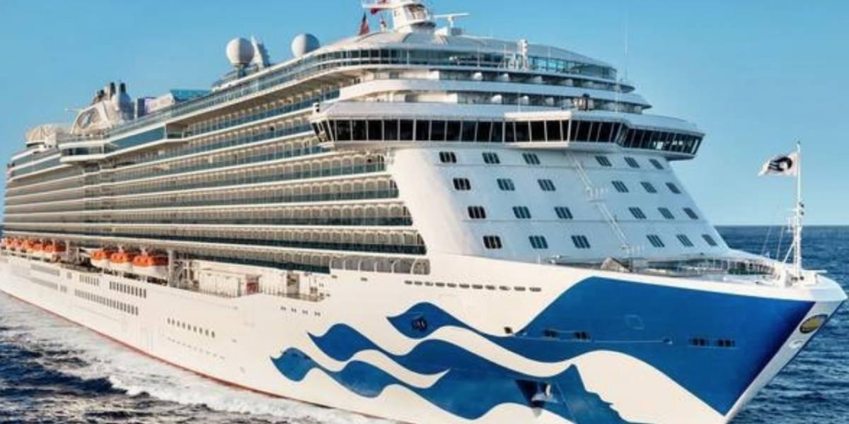 Carnival suspende operación de los cruceros Princess por coronavirus