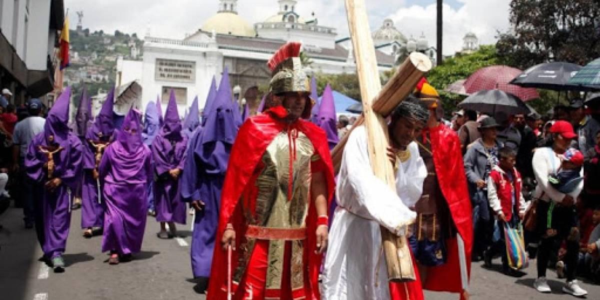 Iglesia de Ecuador sí celebrará misas y rituales de Semana Santa pese a emergencia por coronavirus
