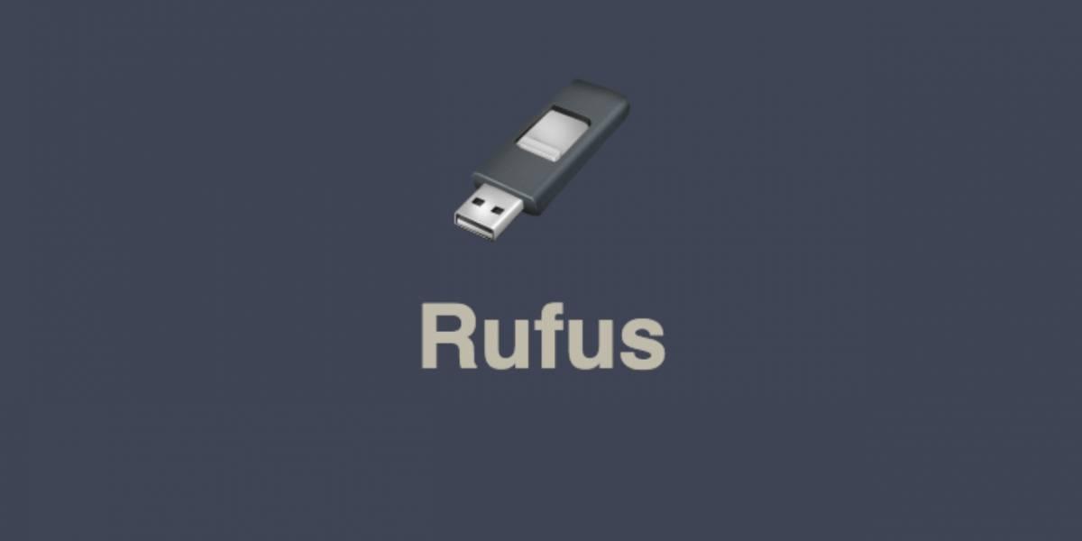 Rufus: te decimos cómo puedes crear una USB de arranque