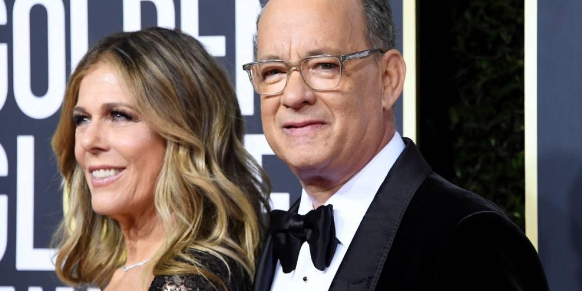 Tom Hanks e a mulher, Rita Wilson, são diagnosticados com coronavírus na Austrália