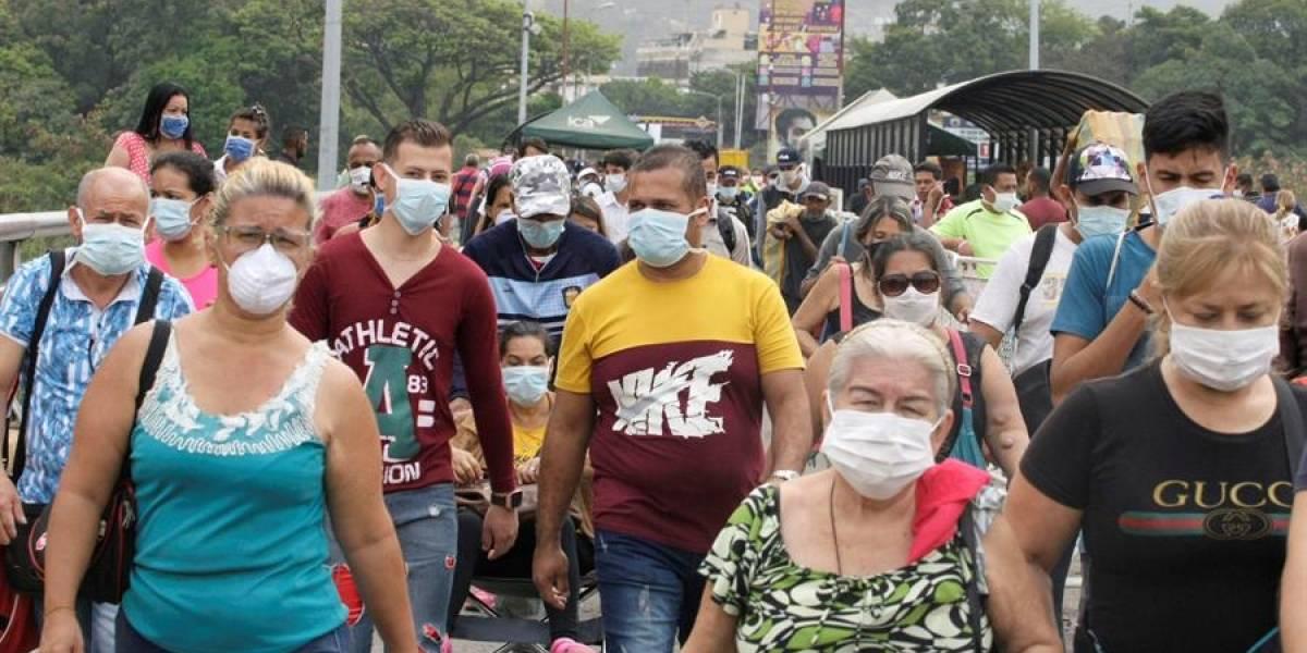 El Gobierno busca a 16.000 colombianos contagiados de coronavirus