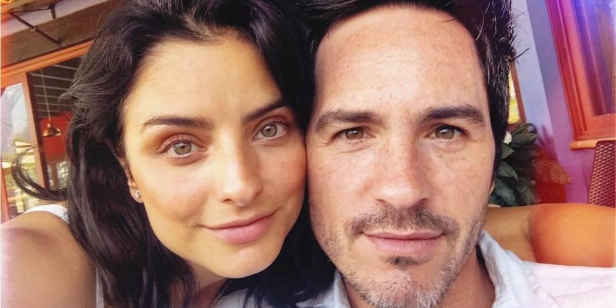 Aislinn Derbez y Mauricio Ochmann anuncian el fin de su relación amorosa