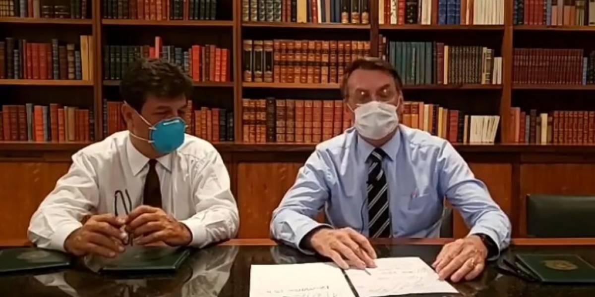 Resultado do exame de Bolsonaro para coronavírus deve sair nesta sexta
