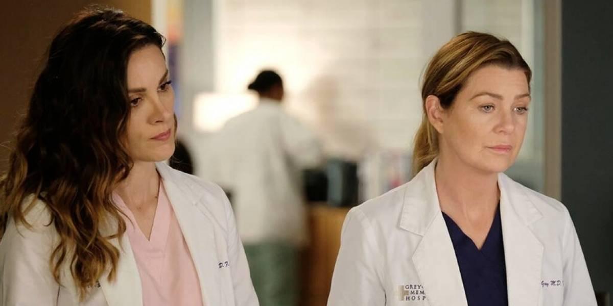 """Ni los médicos se salvaron: """"Grey's Anatomy"""" frena sus grabaciones por coronavirus"""