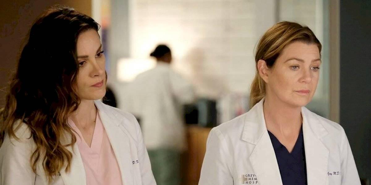 """""""Grey's Anatomy"""" vuelve a la pantalla abierta a través de TV+"""