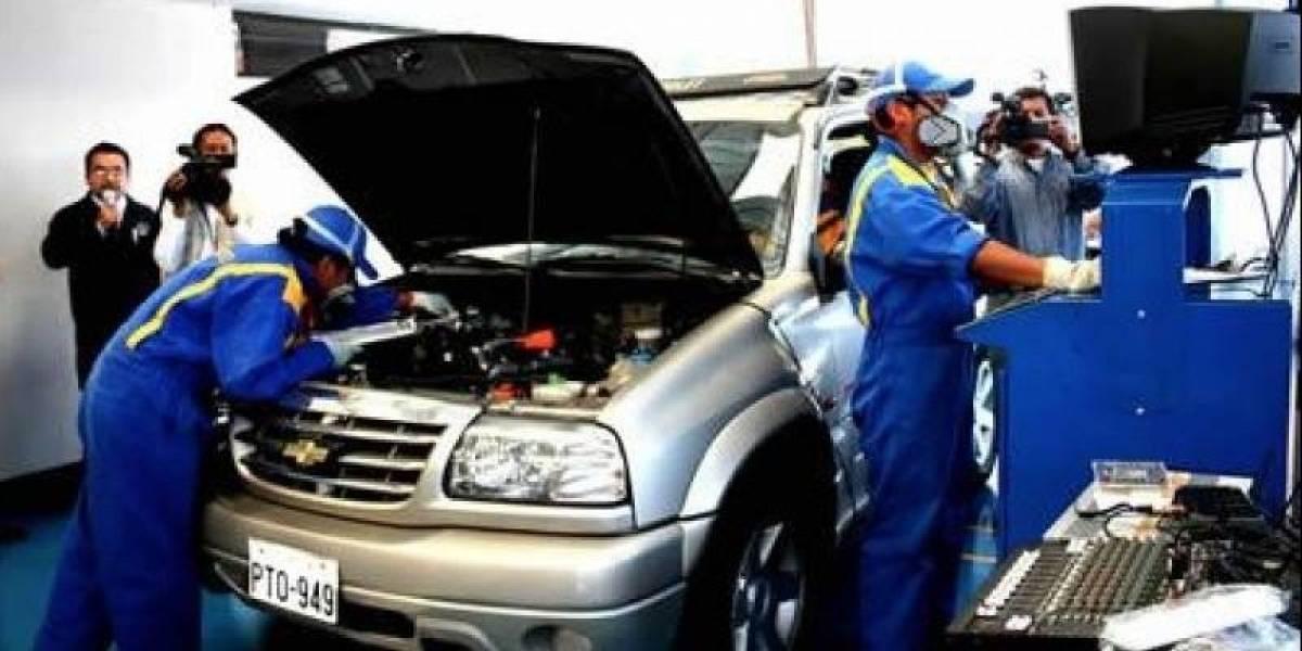 AMT: atención en centros de revisión técnica vehicular y matriculación funcionará con normalidad