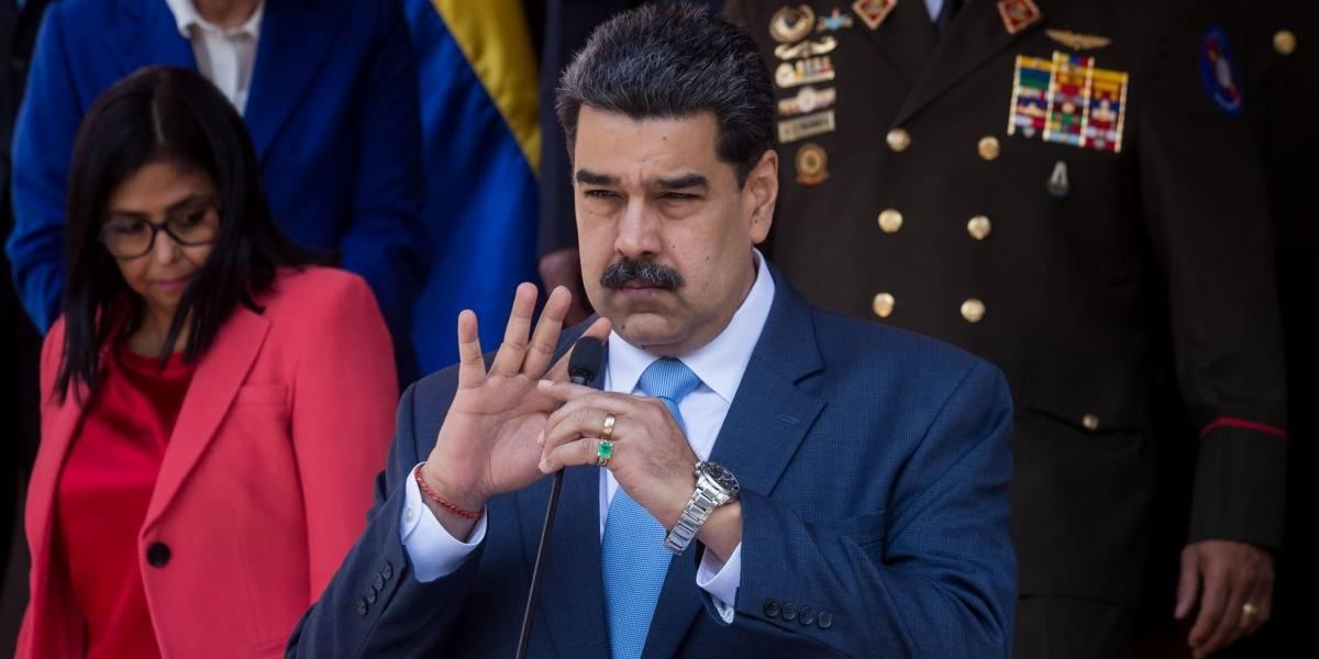 """Nicolás Maduro dice que Venezuela """"ha conseguido una medicina"""" que anula el Covid-19"""