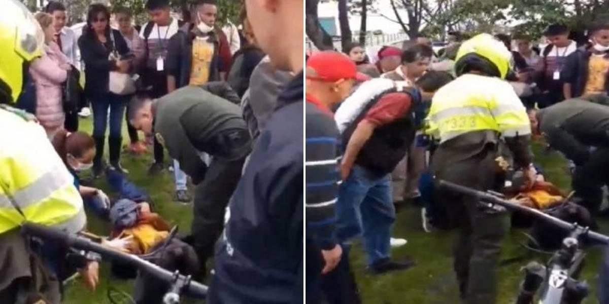 Por demoras en atención murió joven que fue apuñalado en medio de atraco en Bogotá