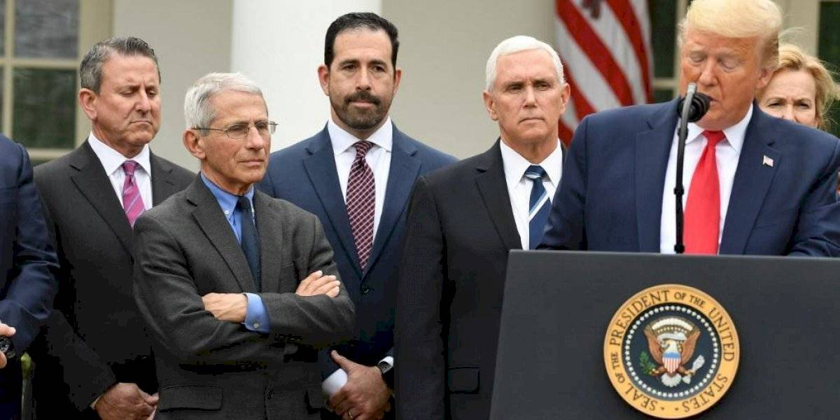 Trump declara el estado de emergencia por la pandemia del coronavirus