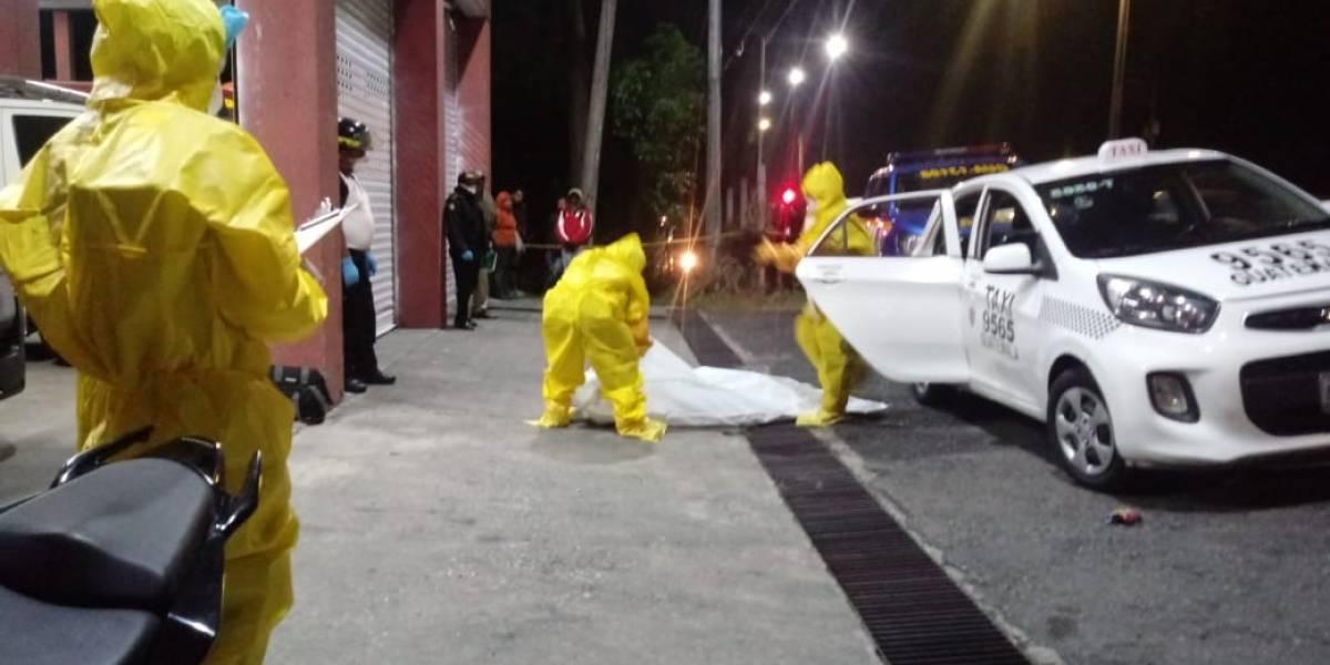 Descartan que mujer que murió en taxi padeciera COVID-19