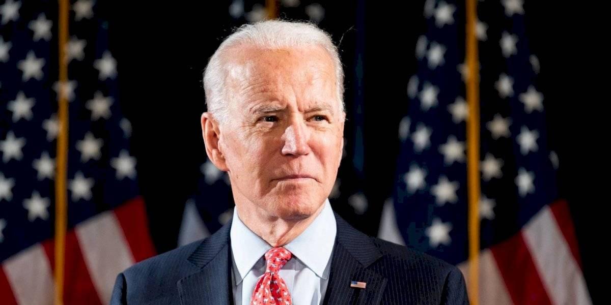 Joe Biden se convertiría en la esperanza del Partido Demócrata