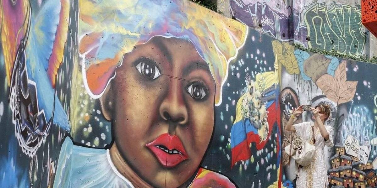 El Graffitour, donde las paredes hablan