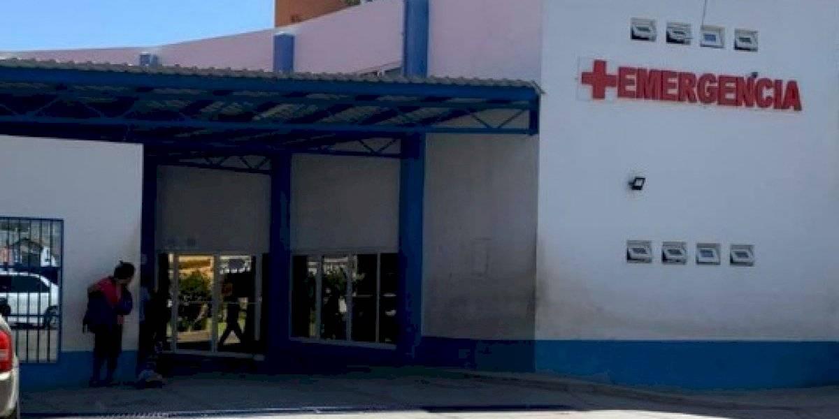 Mujer que dio negativo en prueba de influenza es trasladada al Hospital de Villa Nueva