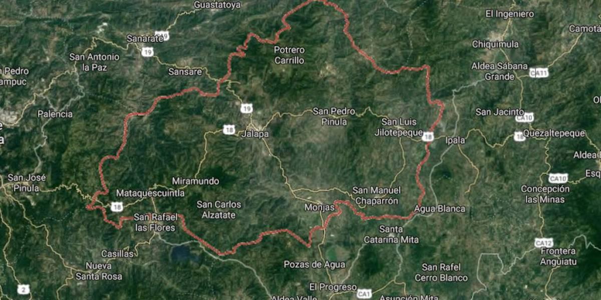 Incrementa la violencia en Jalapa, según reporte del GAM