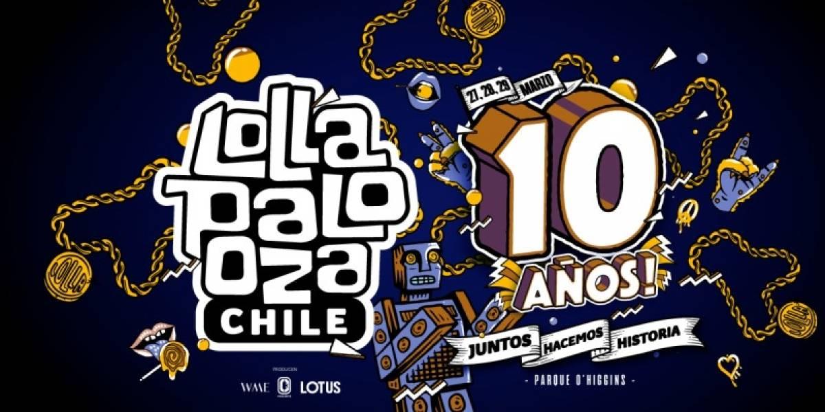 Lollapalooza confirma nueva fecha tras suspenderse