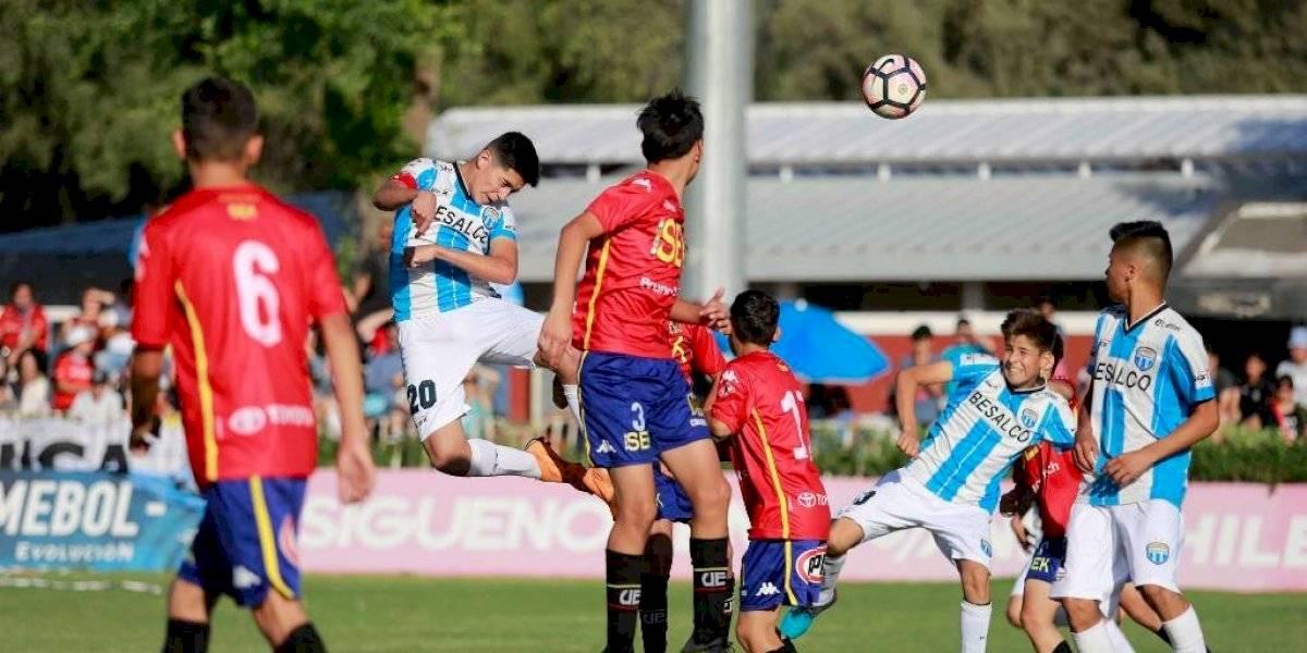 ANFP suspende siete categorías del Fútbol Joven ante dos posibles contagios de coronavirus