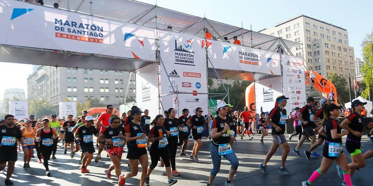El Maratón de Santiago se suma a los eventos deportivos suspendidos por coronavirus