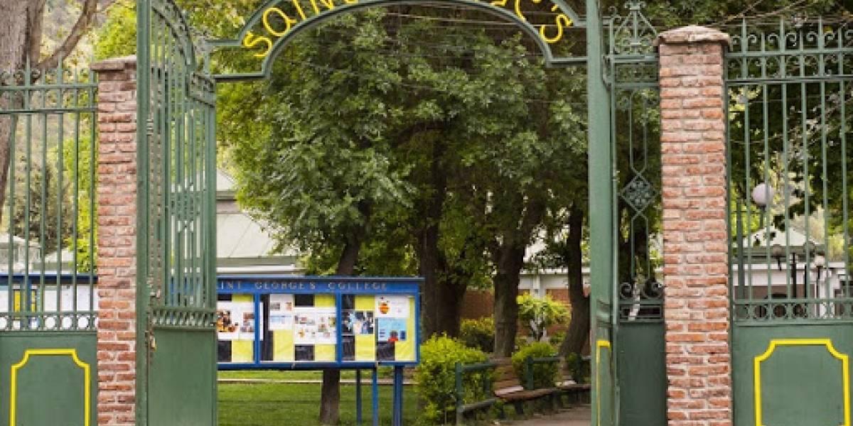 Saint George's se convierte en el primer colegio chileno en cuarentena — Coronavirus