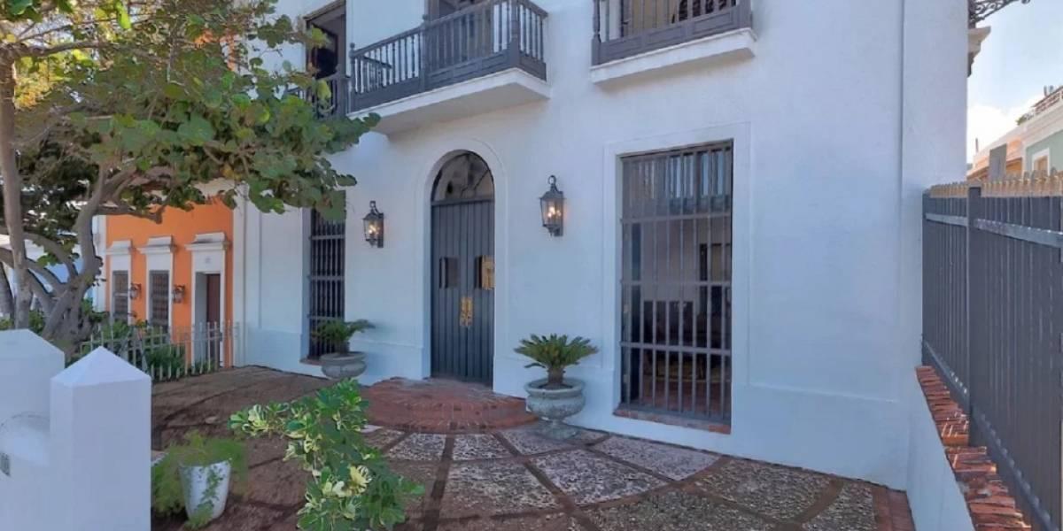CEO de TransPerfect compra propiedad en Viejo San Juan para vivir