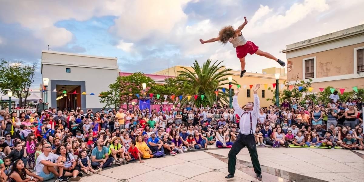 Circo Fest será ahora virtual