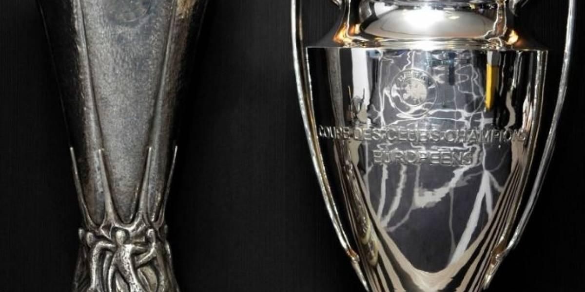 La UEFA aplaza todos los partidos de Champions y Europa League