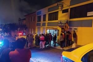 Moradores del sector de San Juan intentaron linchar a cinco delincuentes