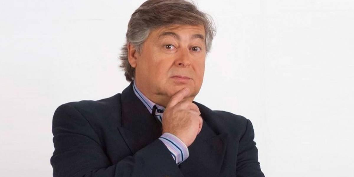 """Ernesto Belloni no cree en el llamado de paz de Vasco Moulian: """"seamos consecuentes"""""""