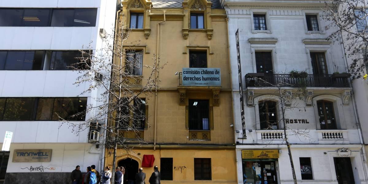 Nuevo atentado a sitio de memoria: vuelven a robar sede de la Comisión Chilena de Derechos Humanos