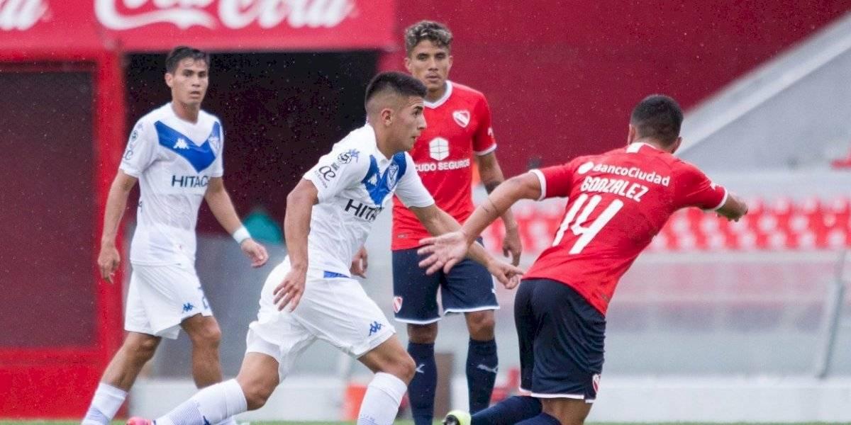 Independiente arrancó la Copa ganándole a Vélez