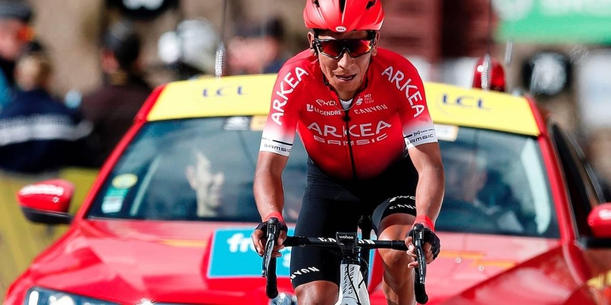 Nuevo anuncio de la Unión Ciclista Internacional puso a pensar a Nairo, Egan y a todos los ciclistas