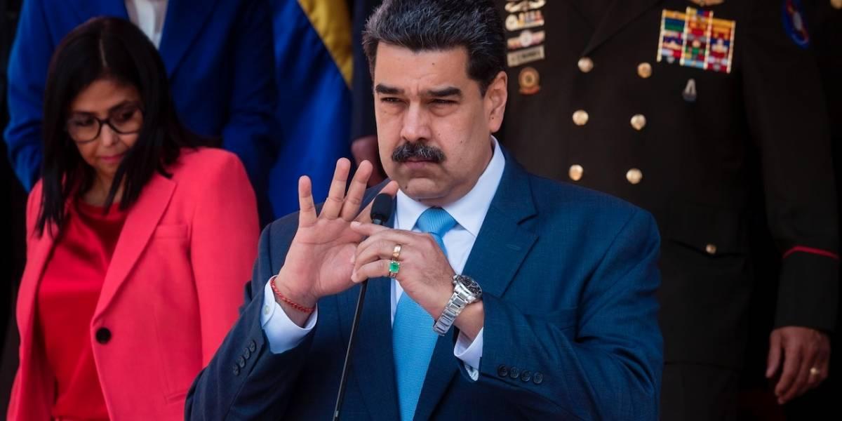 La fuerte denuncia de Nicolás Maduro contra Colombia por manejo del coronavirus