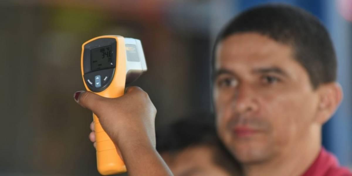 Más de 300 personas en cerco epidemiológico por coronavirus en Ecuador