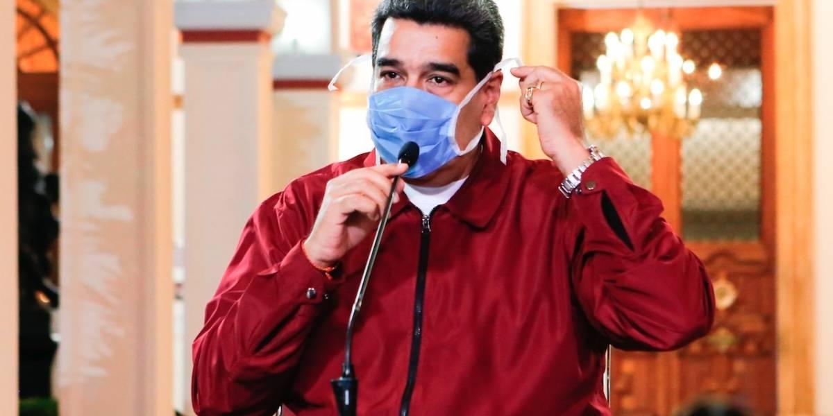 Maduro acusa a Iván Duque de planear infectar a venezolanos con coronavirus