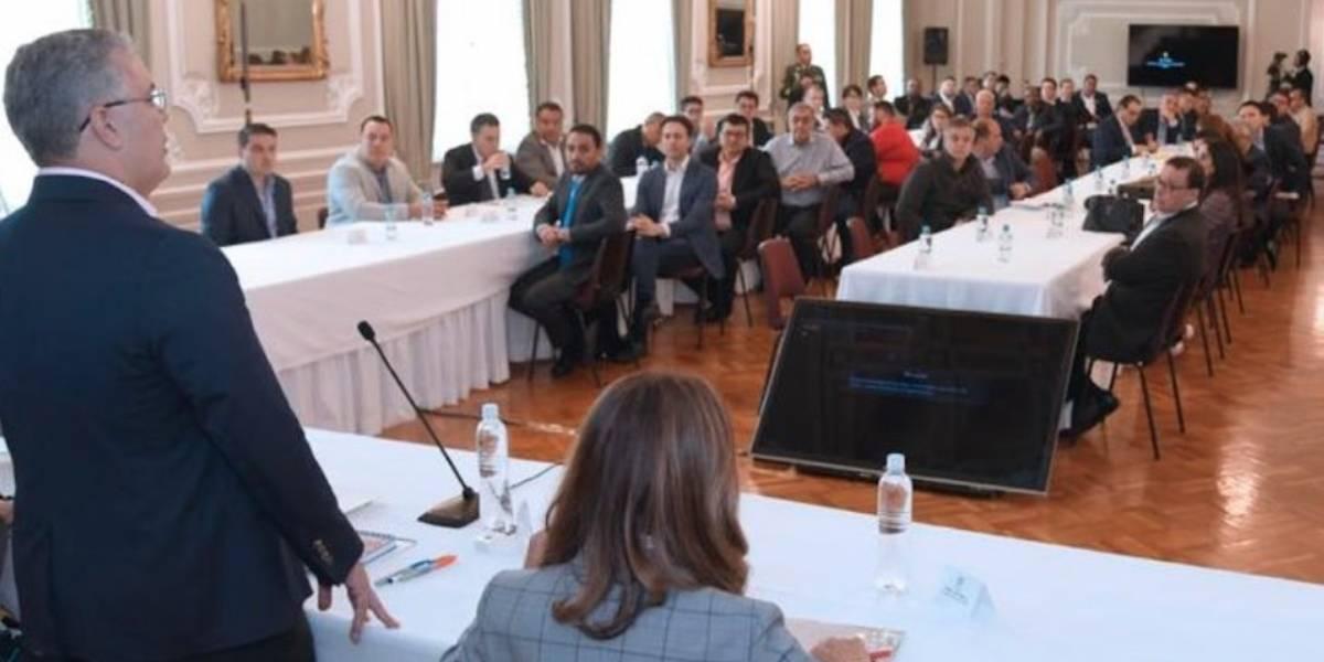 Primera decisión de la reunión de Iván Duque con gobernadores y alcaldes fue sobre las pruebas Icfes