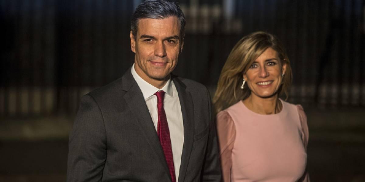 La esposa del presidente de España da positivo por coronavirus