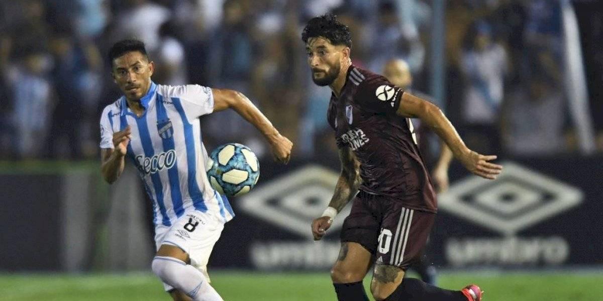 River Plate de Paulo Díaz no se presentará a jugar ante Atlético de Tucumán por el coronavirus y arriesga duras sanciones en Argentina