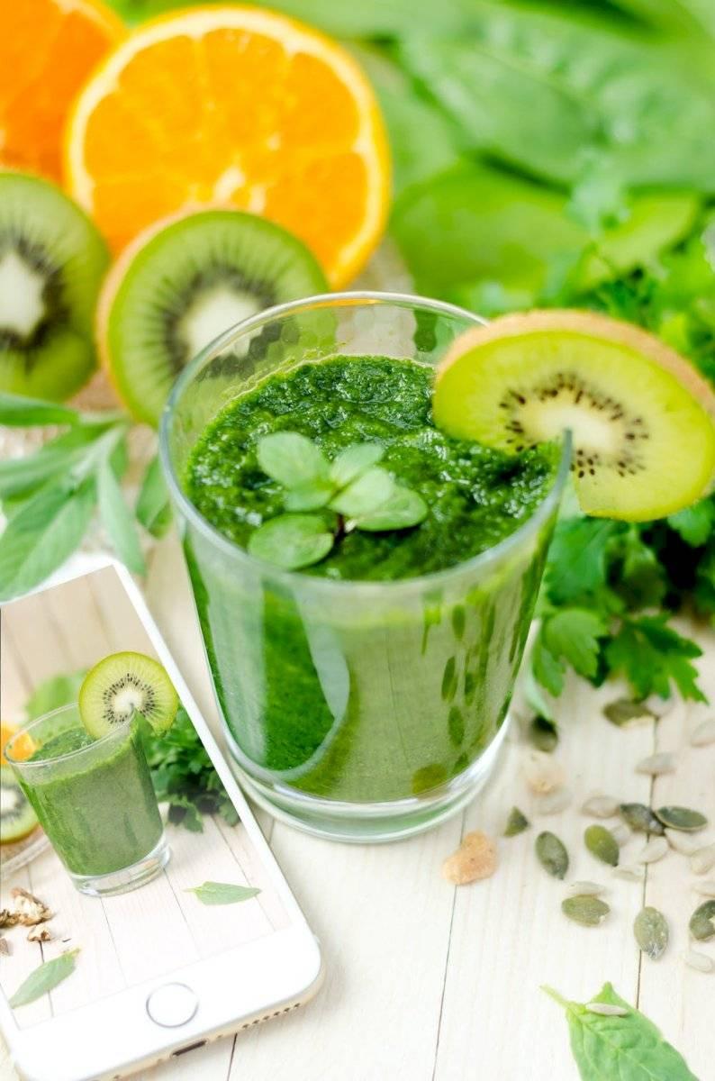 Jugo de lechuga y jímaca para reducir el apetito