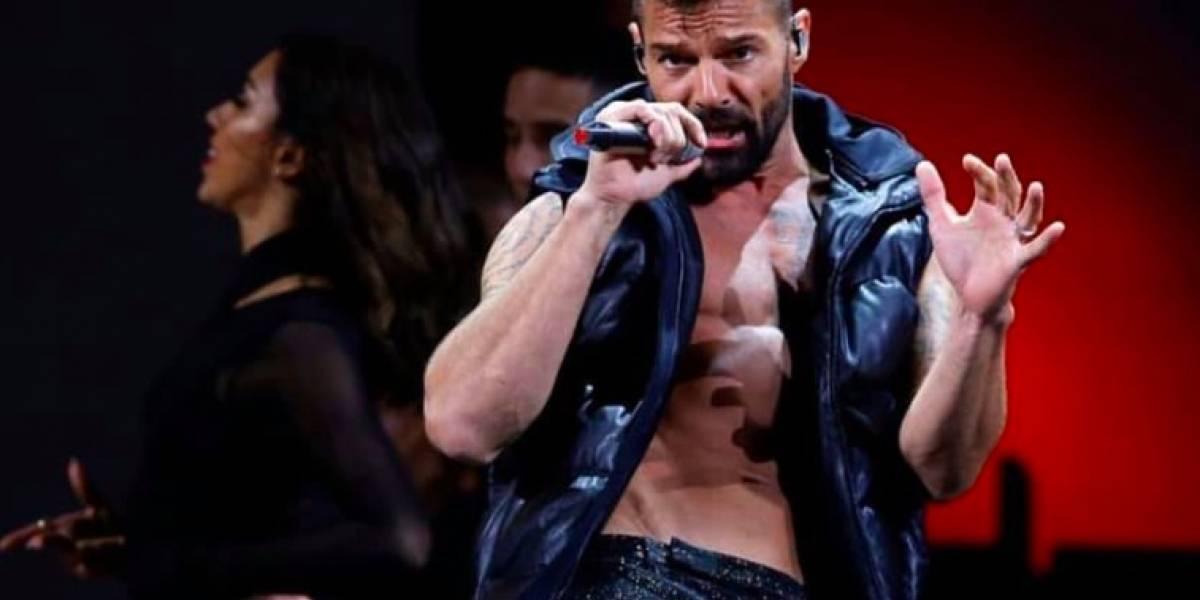 Ricky Martin cancela gira Movimiento Tour