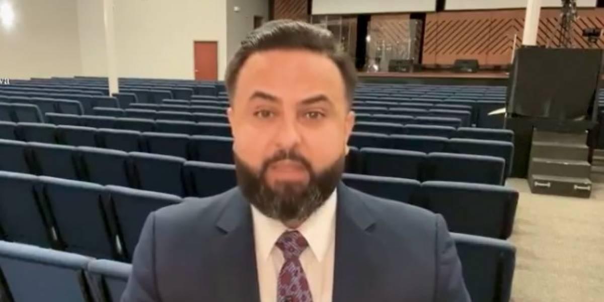 Pastor Otoniel Font anuncia su Iglesia dará cultos online