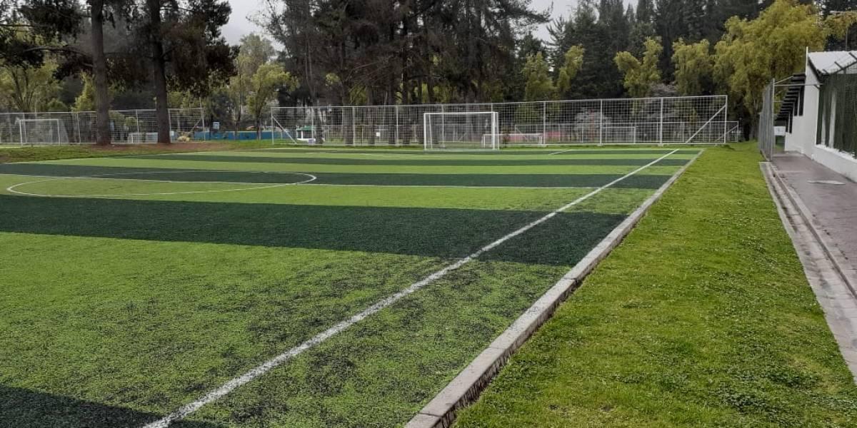 Se cierran los parques deportivos y museos de Quito por coronavirus