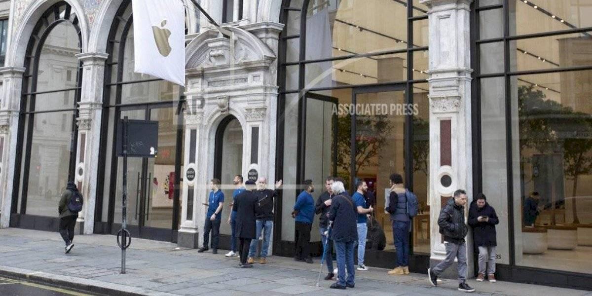 Apple cierra por 15 días todas sus tiendas por coronavirus