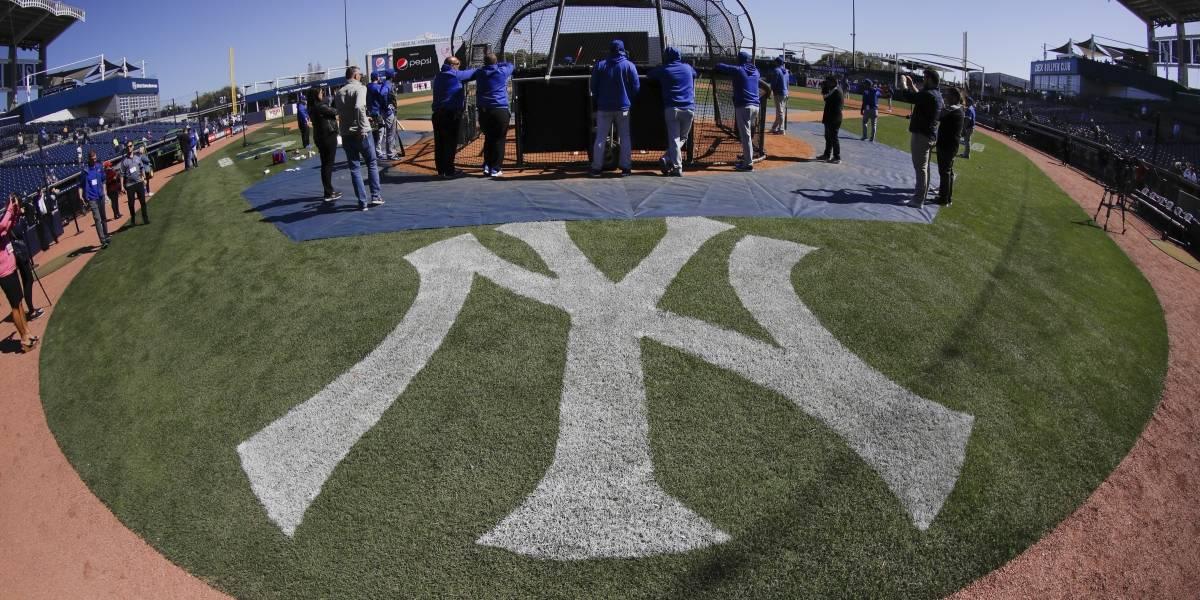 Beisbolista de ligas menores de los Yankees da positivo al Covid-19