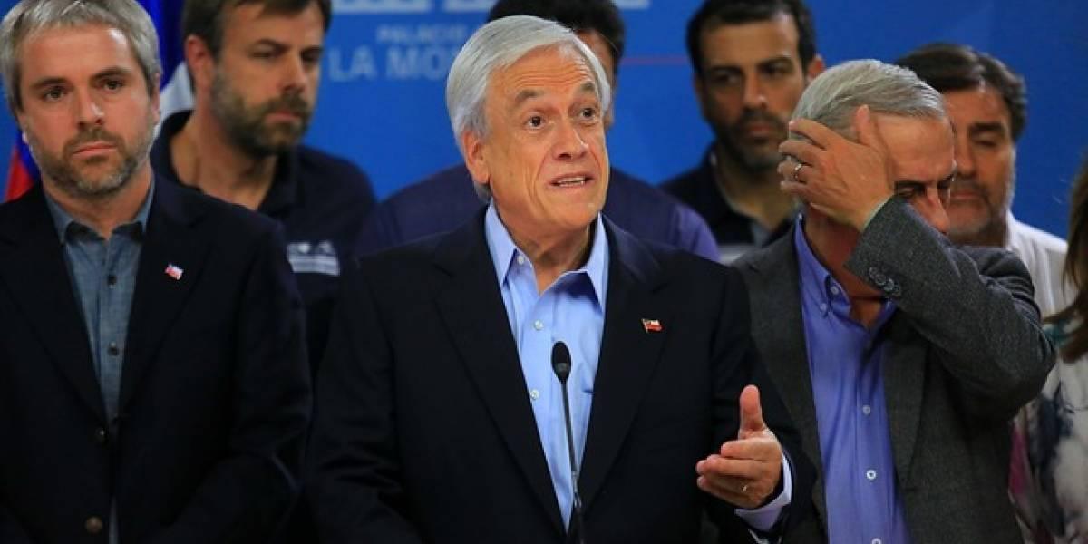 """Piñera no descarta dictar estado de emergencia, """"si eso fuera necesario"""", tras anunciar nuevas medidas por coronavirus"""