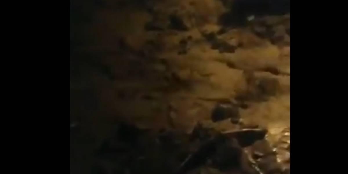 Una avalancha deja una persona muerta y dos heridas